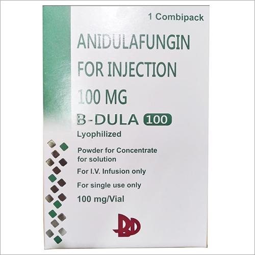 100 mg Anidulafungin  For Injection