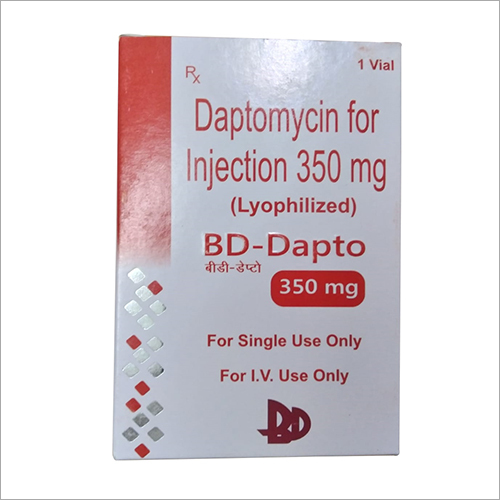 350 mg Daptomycin for Injection