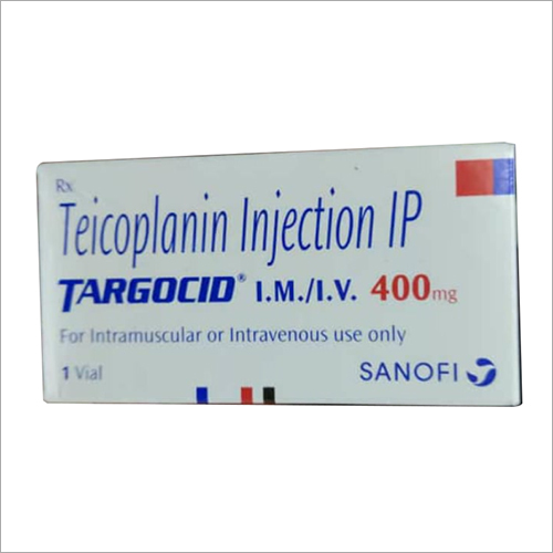 400 mg Teicoplanin Injection