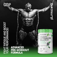 CITRULLINE MALATE 2:1 100% MICRONIZED (Unflavoured Powder)