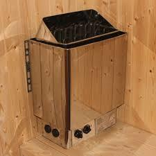 Sauna Heater And Generator