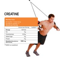 Nutricore Creatine powder 100% micronized Tangy Orange Flavour