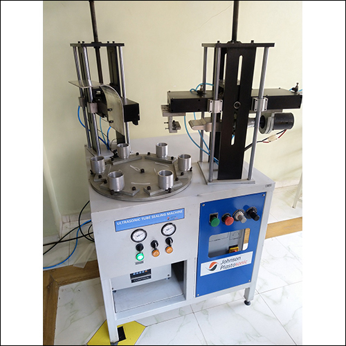 Ultrasonic Tube Sealing Machines