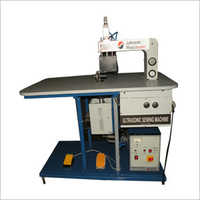 Ultrasonic Sewing Machines