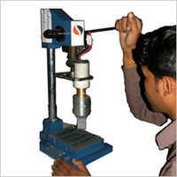 Manual Welding Press