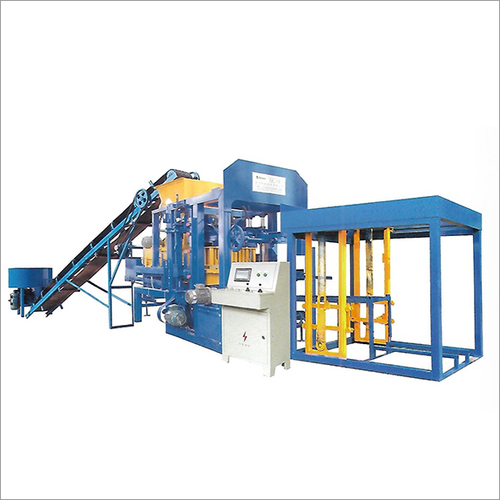 QT4-25A Automatic Block Machine Production Line