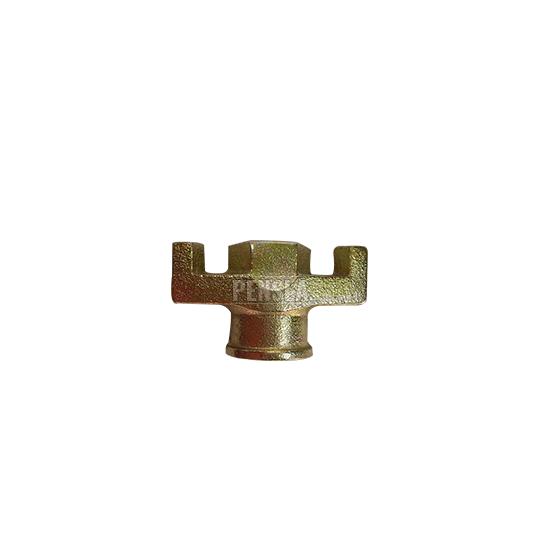 Casted Iron Formwork Tie Rod Wing Nut