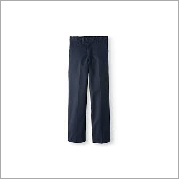 Boys School Plain Pant