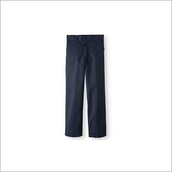 Boys School Plain Pant