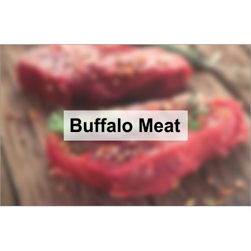 Boneless Buffalo Meat