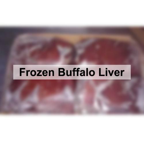 Frozen Buffalo Liver