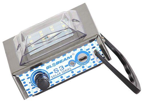 Globeam S3 Solar LED Light
