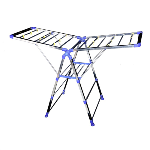 Stainless Steel Square Butterfly Cloth Drying Stand