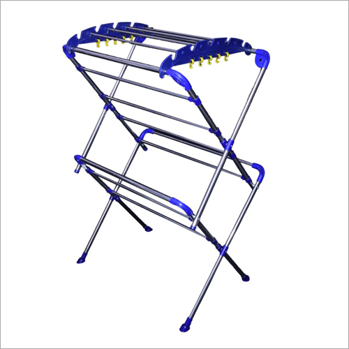 Stainless Steel Jazz Cloth Drying Stand