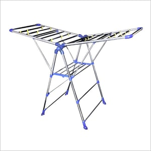 Stainless Steel Butterfly Cloth Drying Stand
