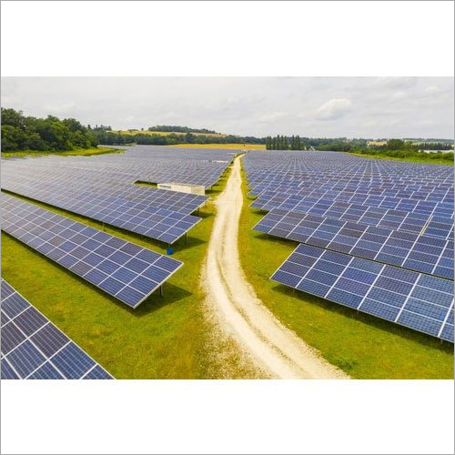 On Grid Solar Power Plant Systems