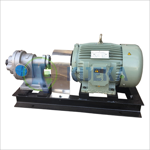 External Rotary Gear Pump