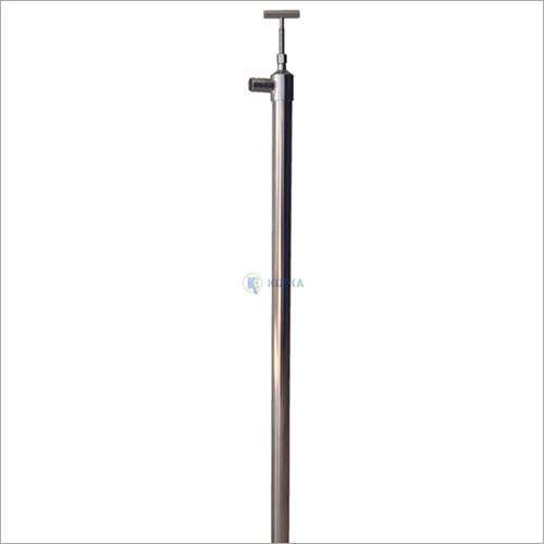 Stainless Steel Piston Type Drum Pump