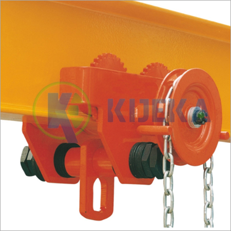 Gear Trolley Crane