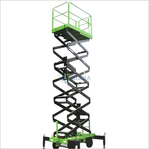 16 Meter Mobile Scissor Lift Platform