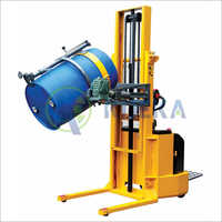 Fully Powered Drum Lifter Stacker