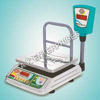 Sonata SS Table Top Scale With Grill