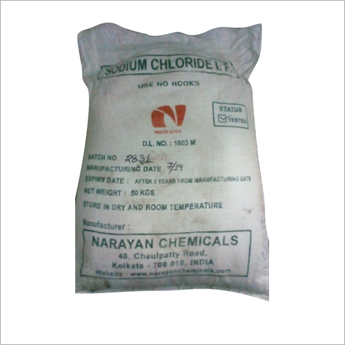 Sodium Chloride IP