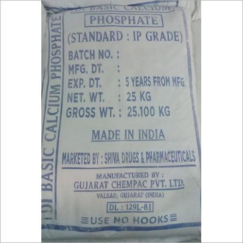Basic Calcium Phosphate