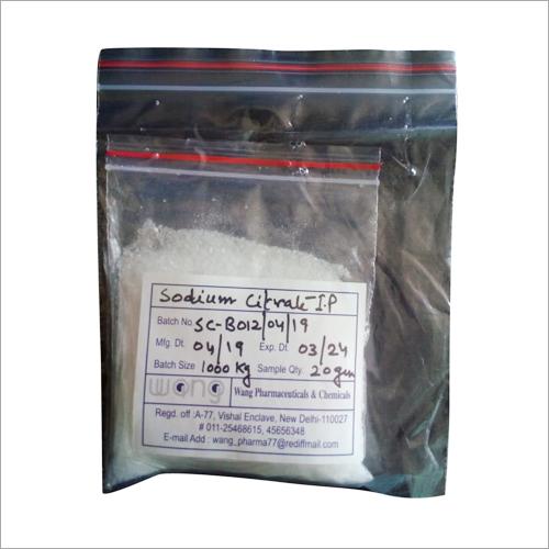 Sodium Citrate IP
