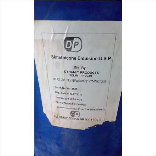 Simethicone Emulsion USP