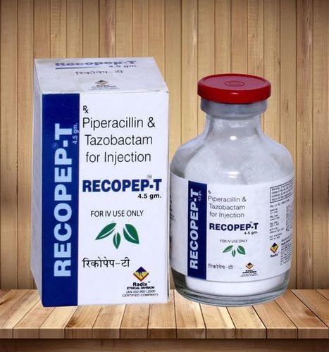 Piperacillin 4 gm & Tazobactam Sod. 500 mg