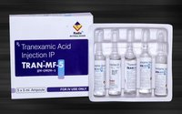 Tranexamic Acid 500 Mg Per 5 mL