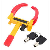 Tyre Wheel Clamp Lock