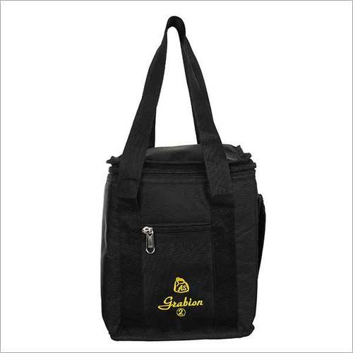 BM 10 TB Black Tiffin Bag