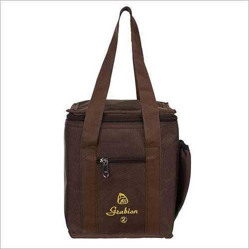 BM 10 TB Brown Tiffin Bag