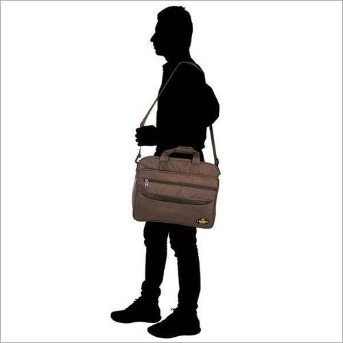 Bm 001 Exlp Brown Suitcase Bag