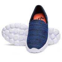 Blue Walking Shoes