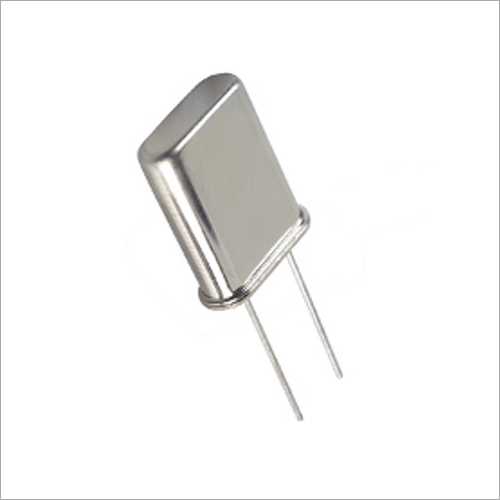 Transducers Passives Crystal Capacitors