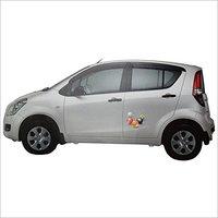 Car Body Sticker