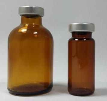 Amber Vials