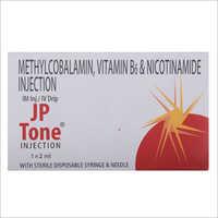Methylcobalamin, Vitamin B6 And Nicotinamide Injection