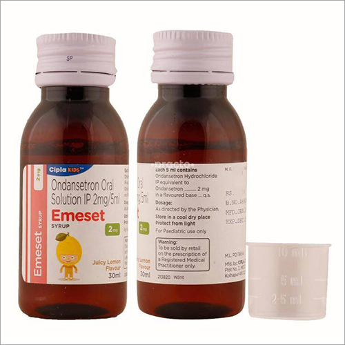2 Mg Ondansetron Oral Solution