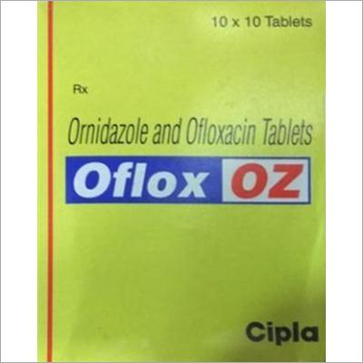 Oflox OZ Tablets