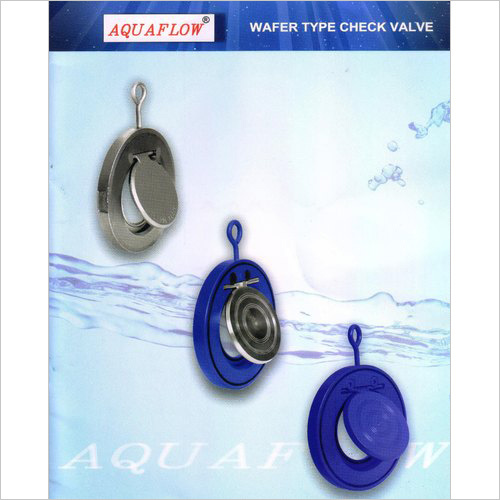 Aquaflow Wafer Type Check Valve