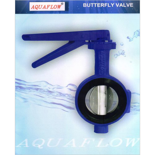 Aquaflow Butterfly Valve Manual & Gear Operated