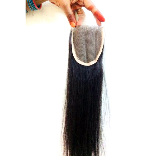 Natural Straight Lace Hair Closure