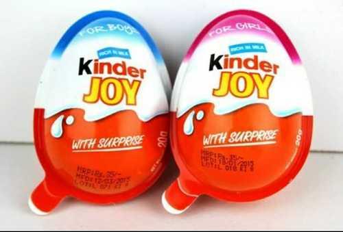 Kinder Joy Boy and Girl
