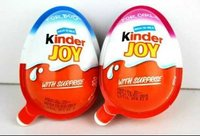 Kinder Joy Boy and Girl