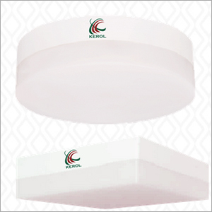 Round And Square Omega Surface Panel Light