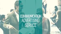 COMMUNICATION ADVERTISEMENT SERVICE